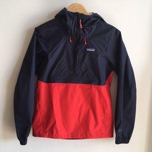 Patagonia Men's Torrentshell Pullover Jacket